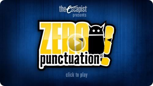 zero punctuation fable II
