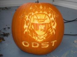 odst pumpkin