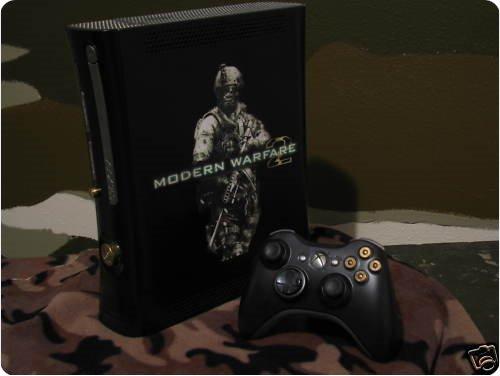 Modern Warfare 2 Xbox 360 Mod