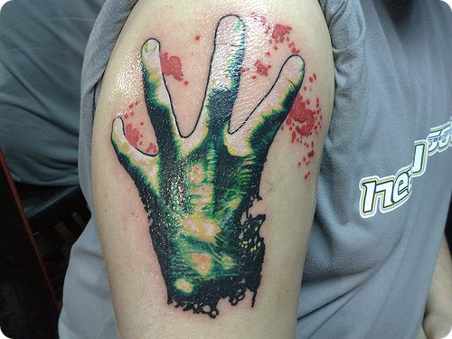 Left 4 Dead Tattoo
