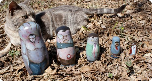 Left 4 Dead Russian Dolls