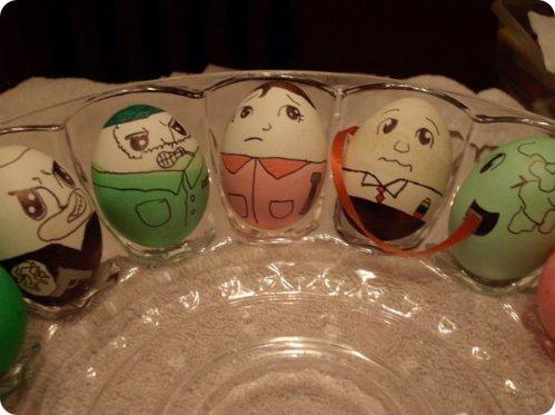 Left 4 Dead Eggs