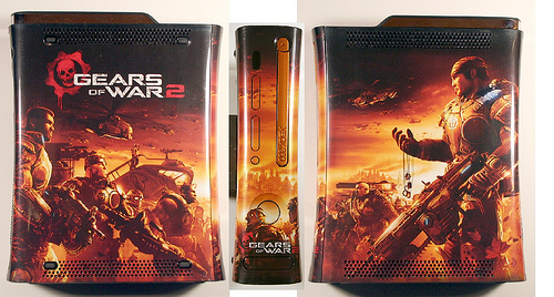 Gears of War 2 Limited Edition Console