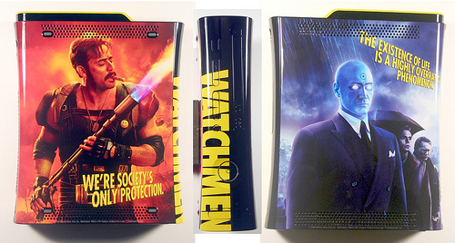 Watchmen Comedian Dr. Manhattan Limited Edition Console