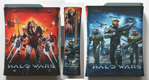 Halo Wars Limited Edition Console