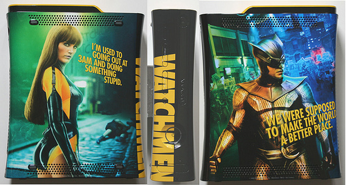 Watchmen Night Owl Limited Edition Console