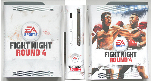 Fight Night Round 4 Limited Edition Console