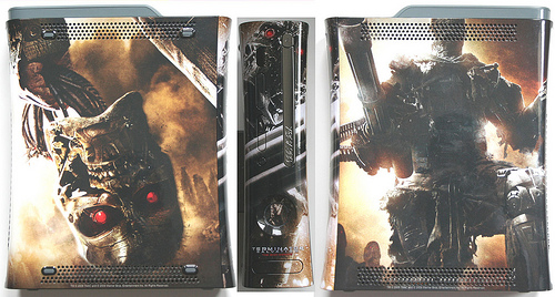 Terminator Salvation Movie Design 2 Limited Edition Console