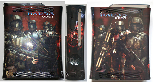 Halo 3 ODST Limited Edition Console