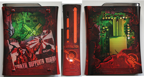Red Faction Limited Edition Console