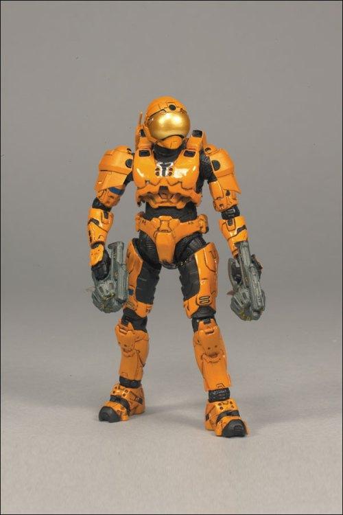 SPARTAN SECURITY (orange)