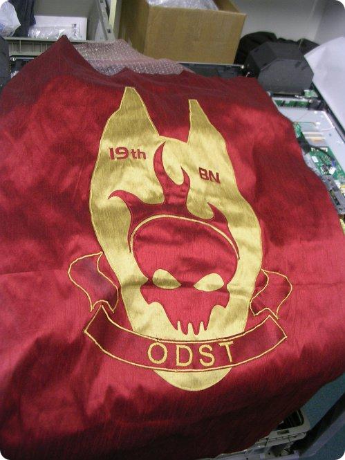 Halo 3: ODST Flag