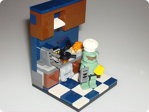 Master Chief LEGO
