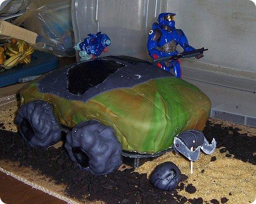 Warthog Cake