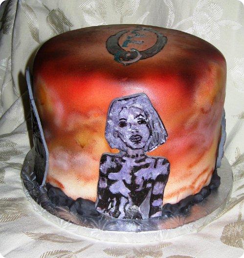 Cortana Cake