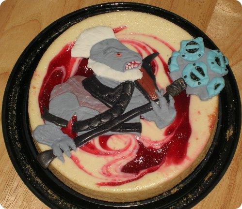 Brute Cheesecake