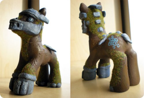 Shadow of the Colossus My Little Pony