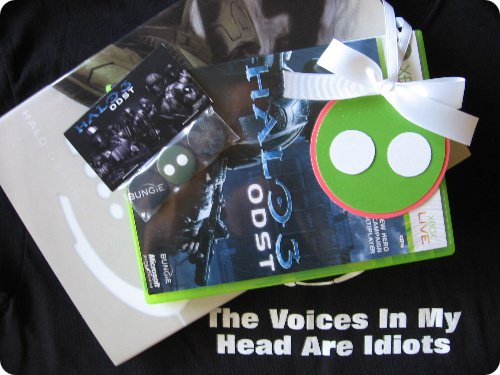Halo Holiday Giveaway