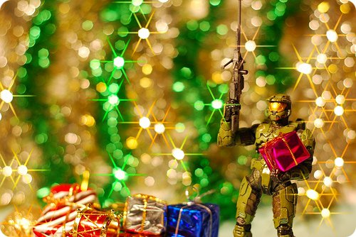 Master Chief Holidays