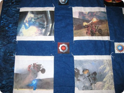 Halo Quilt