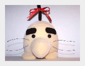 Mr. Saturn Plush
