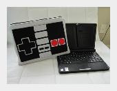 Netbook Nintendo NES Controller Case