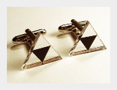 Triforce Cufflinks