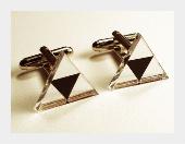 Triforce Cufflinks
