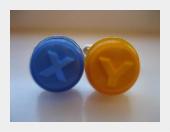 Xbox Button Cufflinks
