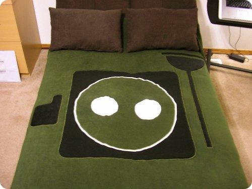 Halo 3: ODST Blanket