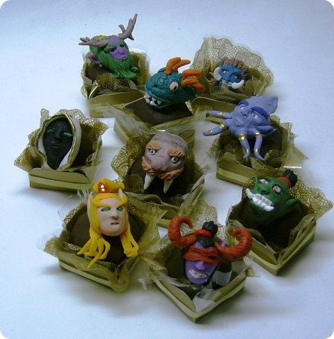 World of Warcraft Truffles
