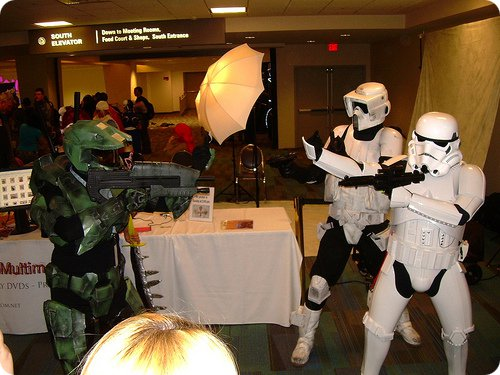 Master Chief Vs. Imperial Stormtroopers: Who Would Win?