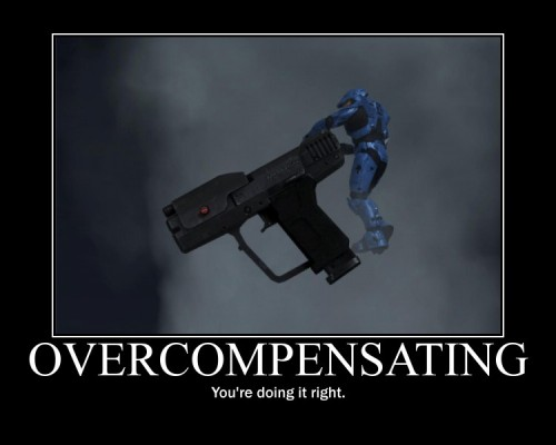 Halo Motivational Poster