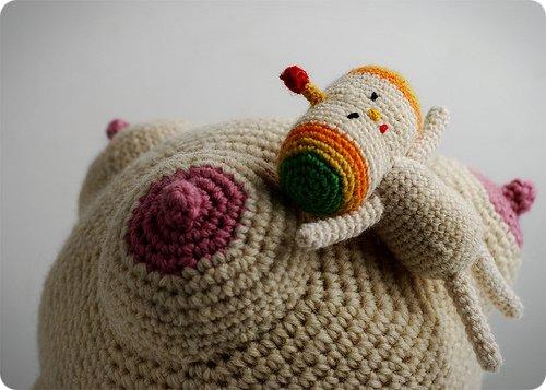 Katamari Crochet