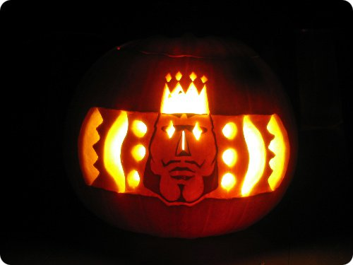 Katamari Pumpkin