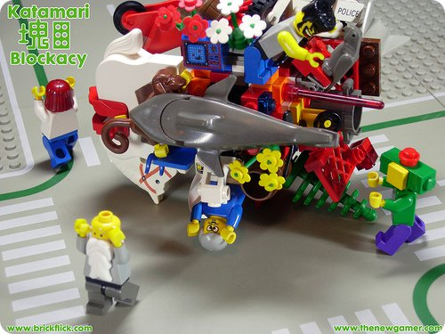 Katamari Legos