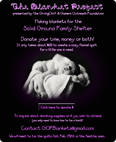 The Blanket Project