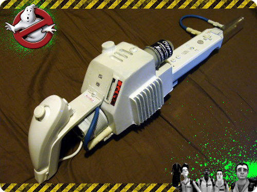 Nintendo Wii Proton Pack