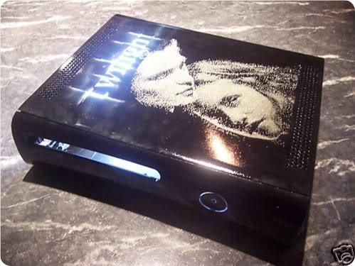 twilight xbox 360 case