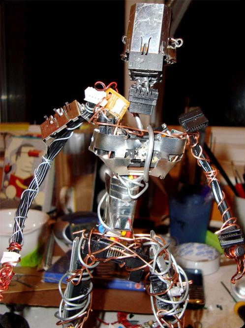 Xbox 360 Robot