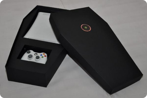 Xbox 360 Coffin
