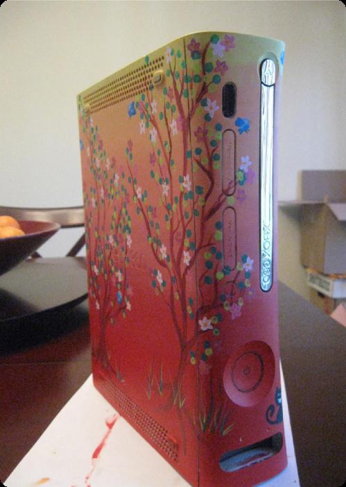 Custom Xbox 360