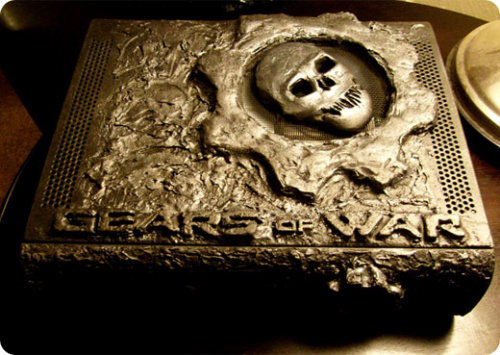 Gears of War custom Xbox 360