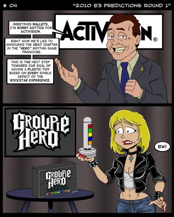 Groupie Hero