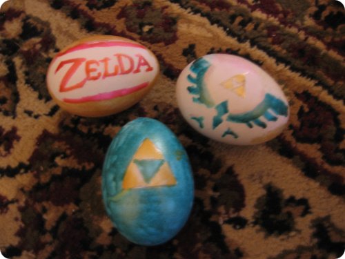 Legend of Zelda Easter Eggs