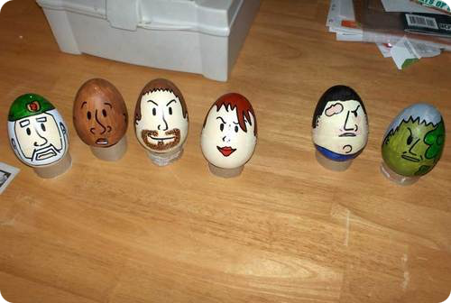 Left 4 Dead Easter Eggs