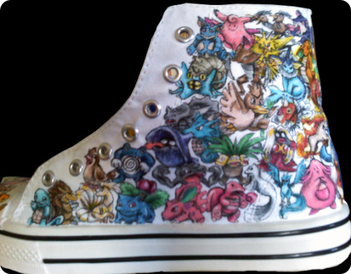 Pokémon Shoes