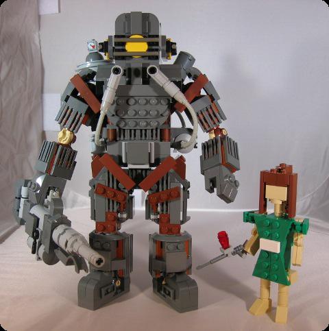 BioShock Lego