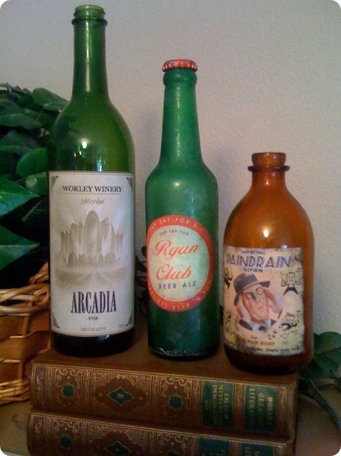 BioShock Bottles
