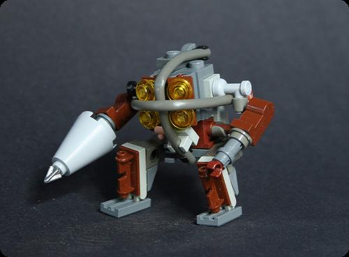 BioShock Legos